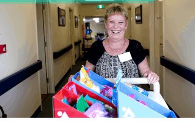 Australian Community Sector Survey, COVID-19 edition.