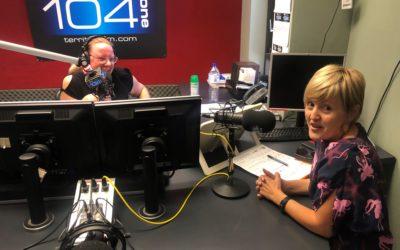 Deborah Di Natale talks to Territory FM