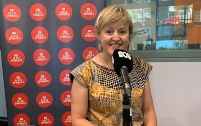 NTCOSS CEO Deborah Di Natale speaks to ABC Alice Springs' Alex Barwick about the Budget that gave the least to those with the least