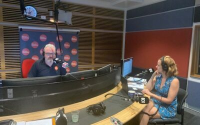 NTCOSS CEO Deborah Di Natale speaks to the ABC's Jo Laverty and Adam Steer about the NT Budget